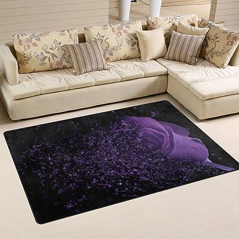 SAVSV Area Rug Carpet Floor Mat 5\' x 3\'3\