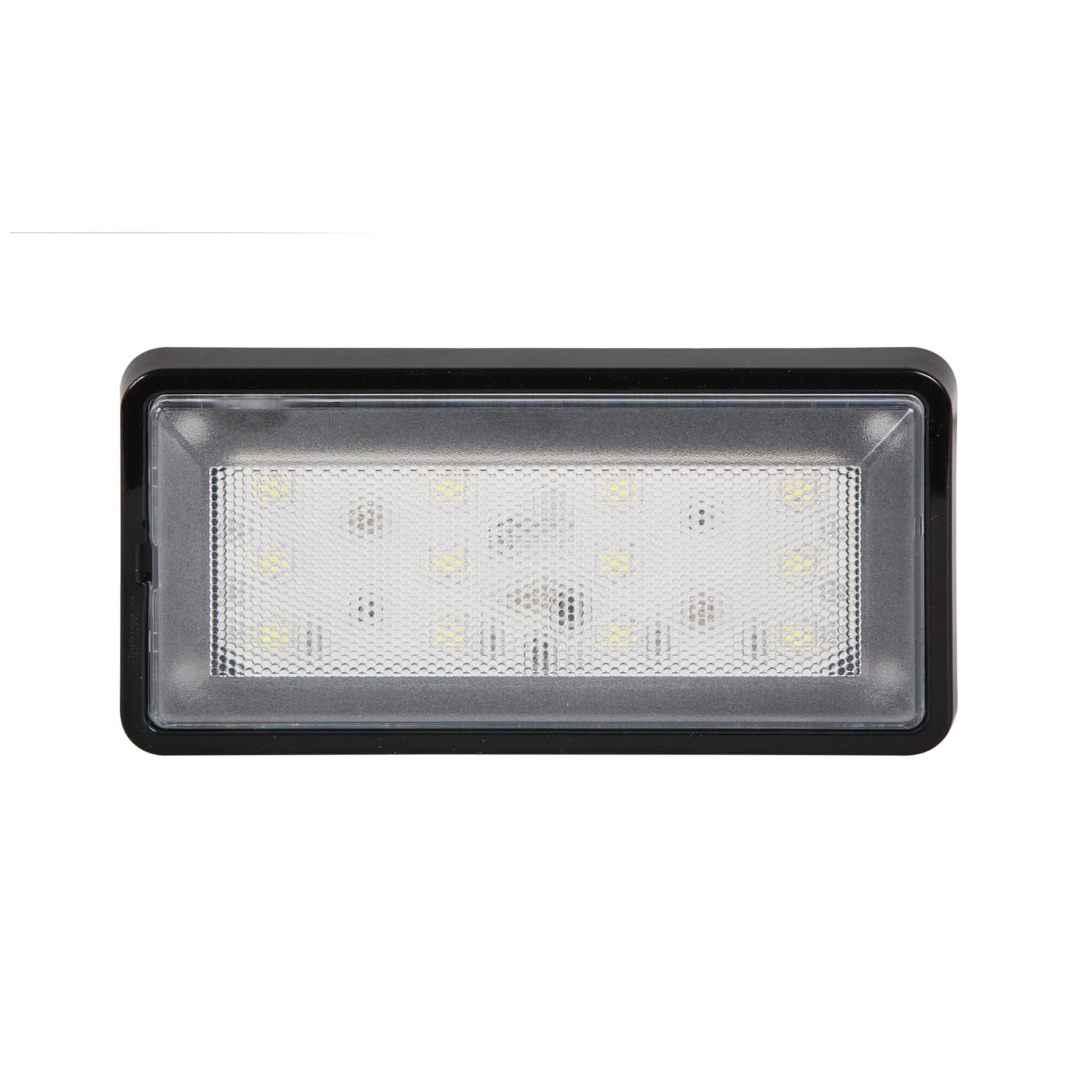 Maxxima M84407-B 3''x6'' Interior Compartment Light with 12 LEDs