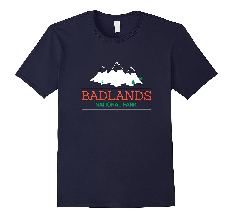 Badlands National Park T Shirt For Souvenirs-CD