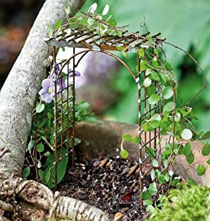 Amazoncom Georgetown Home Garden Miniature Twig Rope Ladder