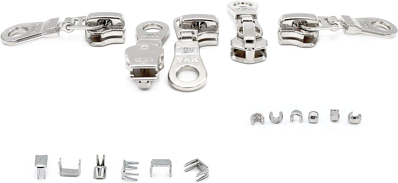 Metal YKK Zipper Repair Kit