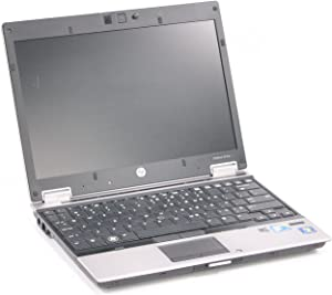 HP EliteBook 2540p 2.13GHz Core i7 640LM 2GB 250GB DVD+/-RW BT FP 12.1