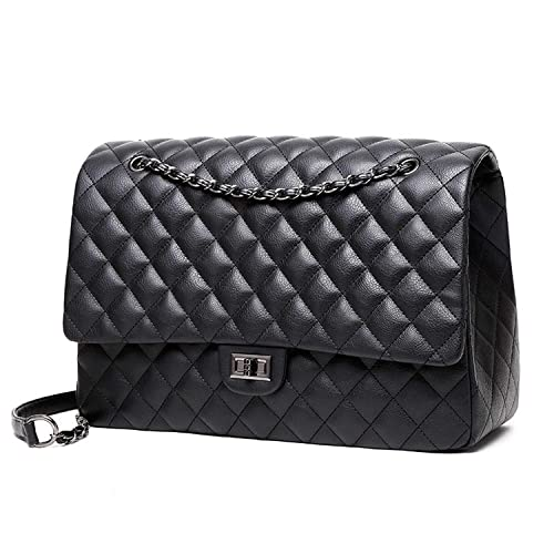 Amazon.com: Bolso de hombro grande para mujer, bolsa de ...