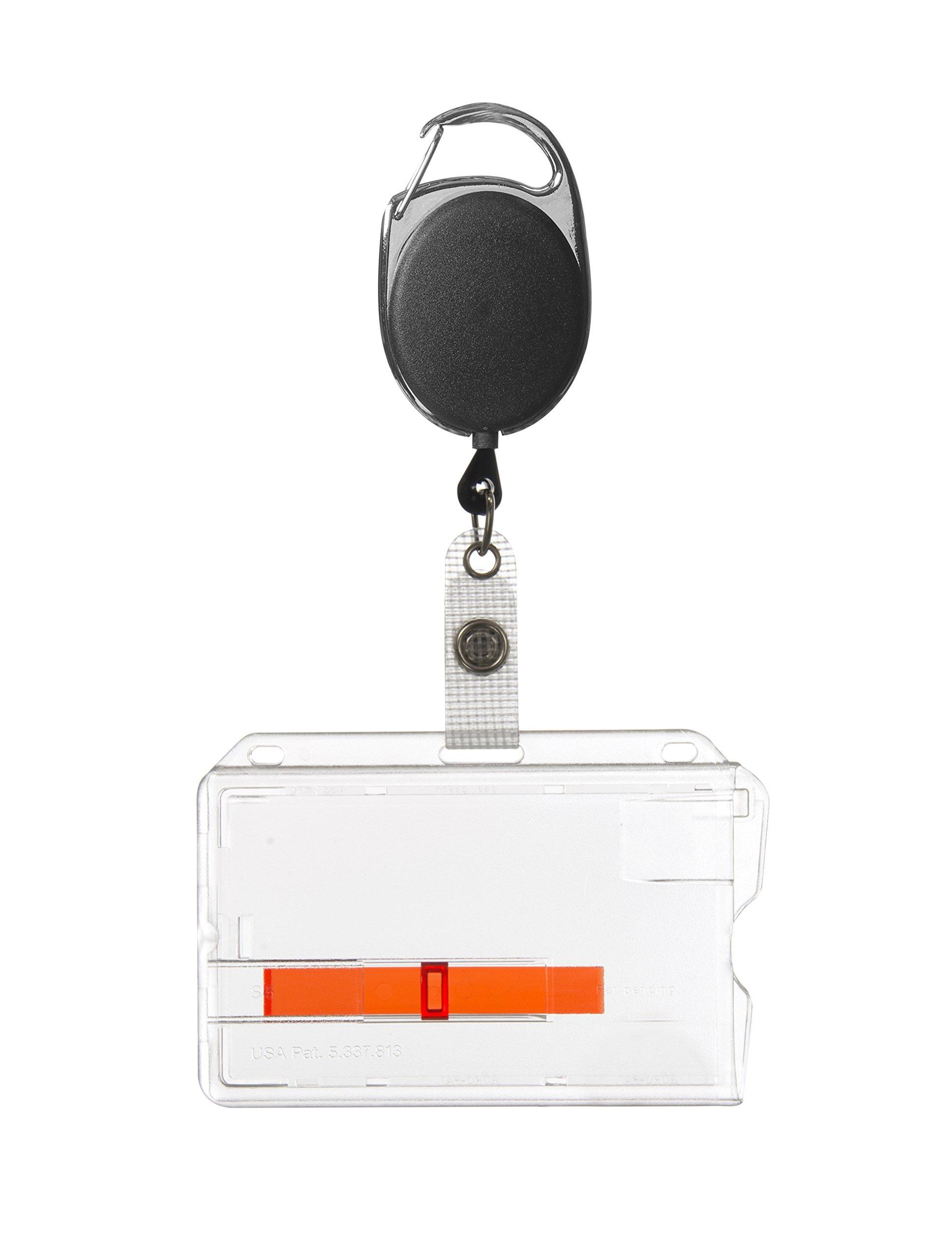 RSDM Systems KG RMJH-01- Identificador para tarjetas de identificación (54 x 86