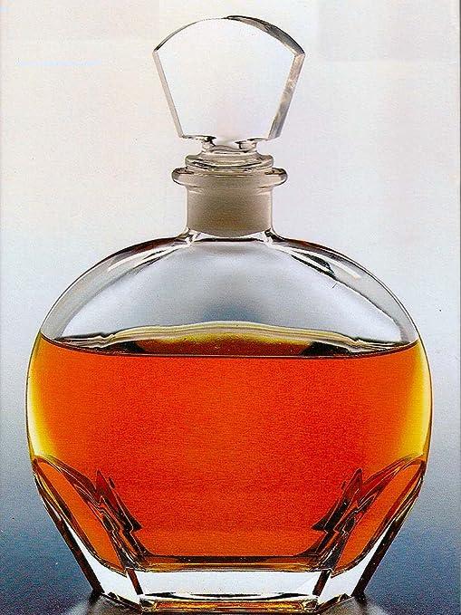 78fc34ef7591 Amazon.com | Light And Music Luigi Bormioli Puccini Decanter: Liquor ...