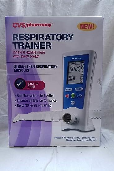 Amazon com: CVS Pharmacy Respiratory Trainer: Health