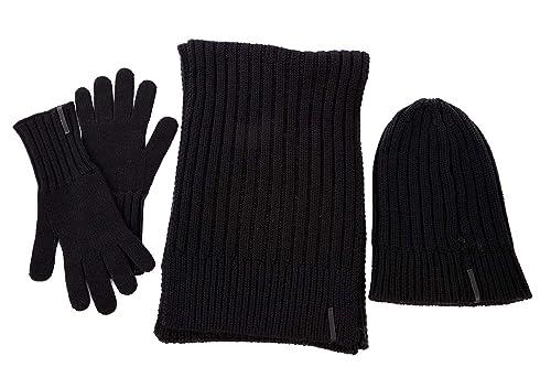 Dior completo gorro, bufanda y guantes en lana de hombre ...