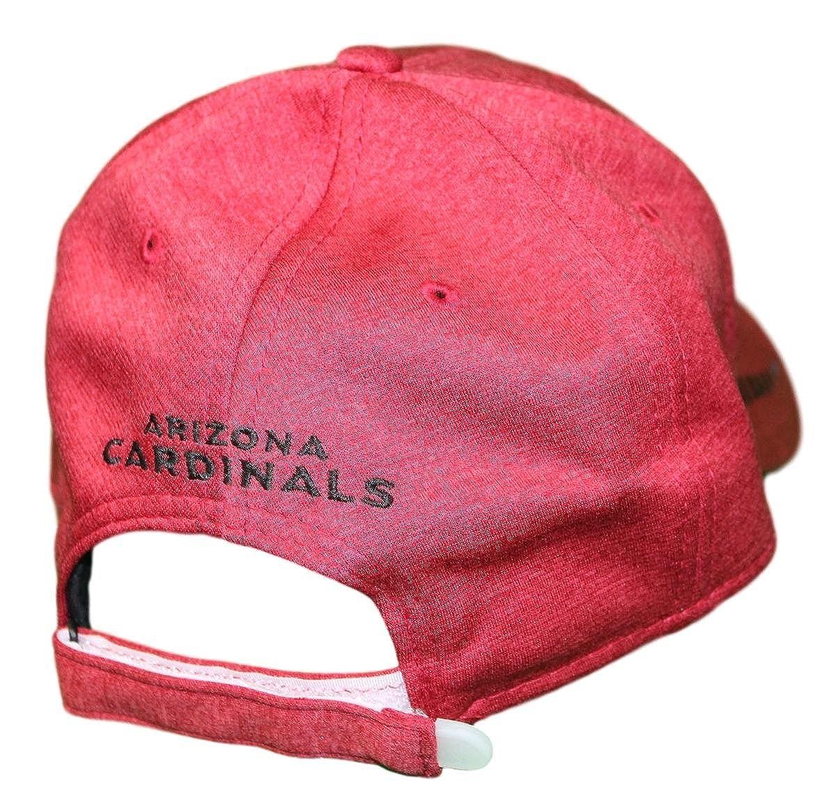 Amazon.com  New Era Arizona Cardinals 9Forty NFL Shadow Speed Performance  Adjustable Hat  Sports   Outdoors 096df693a