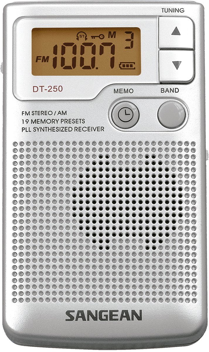 Sangean DT-250