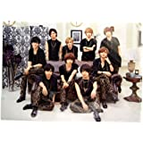 Hey! Say! JUMP LIVE TOUR 2016 DEAR. 公式グッズ クリアファイル 【 集合 】