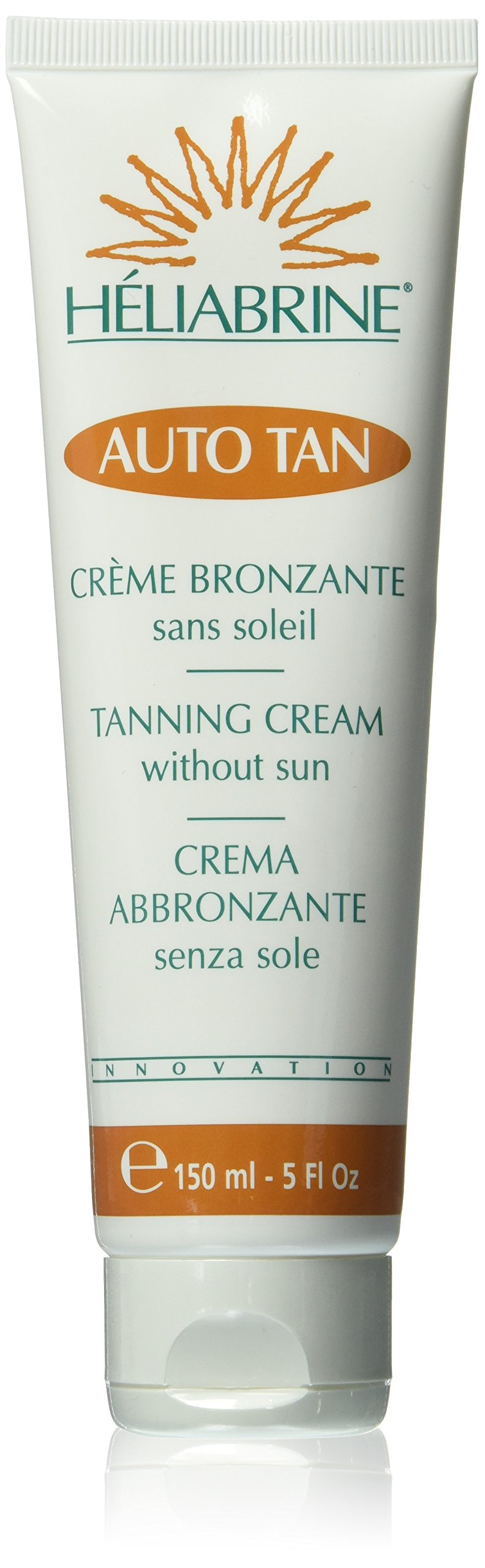 Heliabrine Self Tanning Auto Tan Cream by Heliabrine