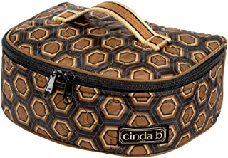 product image for Cinda b. Train Case Ii, Mod Tortoise, One Size