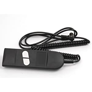 Recliner Parts: 2 Button Push Button Black Wand for Okin Recliners