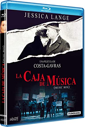 La caja de música (Music Box) - BD [Blu-ray]: Amazon.es: Jessica ...