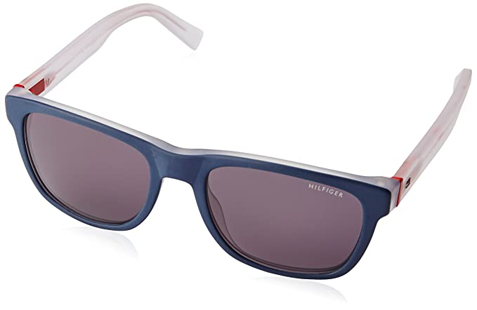 Tommy Hilfiger TH 1360/S Y1 Gafas de sol, Bluee Crystal Red ...