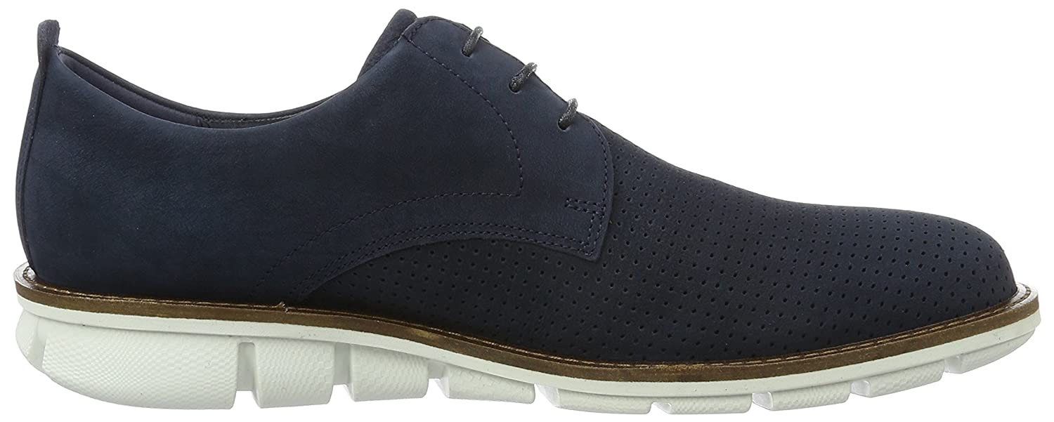 ECCO Mens Jeremy Perforated Tie Oxford