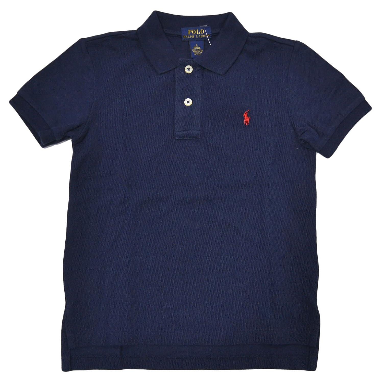 Amazon Polo Ralph Lauren Little Boys Mesh Polo Shirt 5 French