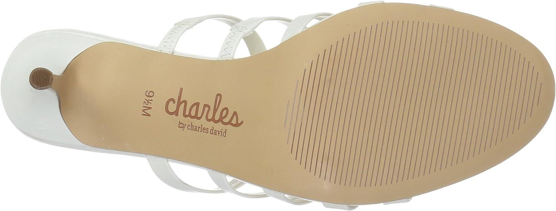 CHARLES BY CHARLES DAVID Womens Benny Heeled Sandal