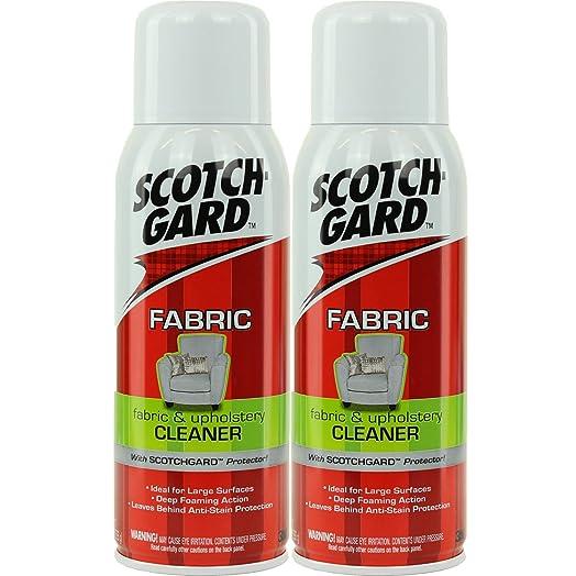 2 X 3M SCOTCH GARD GUARD SCOTCHGARD SOFA FABRIC UPHOLSTERY CLEANER PROTECTOR