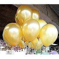 "GOLD Balloons Round Standard (40-Pcs-12"")"