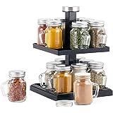 Orii GSR2818 Mason Kitchen Spice Rack, Silver