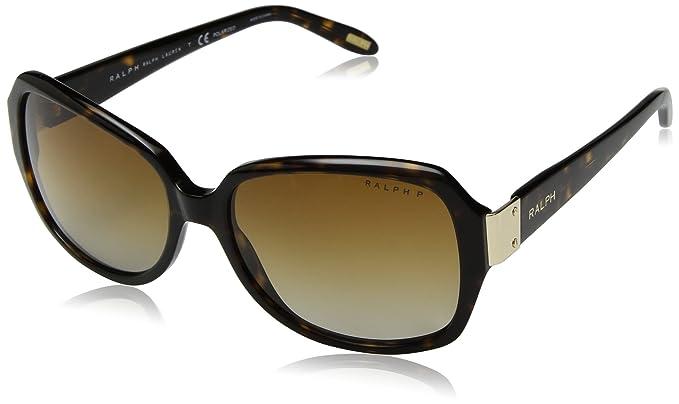 Ralph 0Ra5138, Gafas de sol para Mujer, Dk Tortoise 58 ...