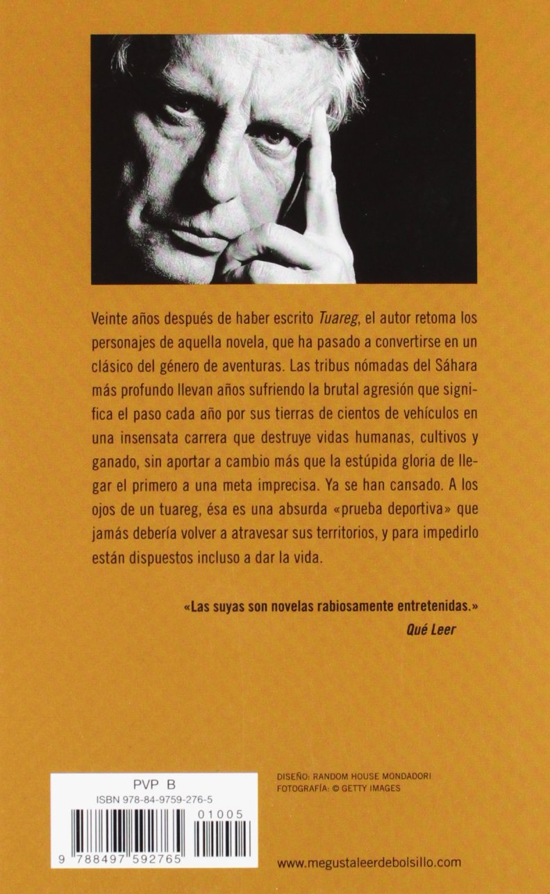 Los ojos del tuareg (Best Seller) (Spanish Edition)