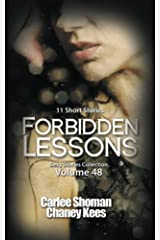 Forbidden Lessons: 11 Erotic Short Stories (Sexy Stories Collection Book 48) Kindle Edition