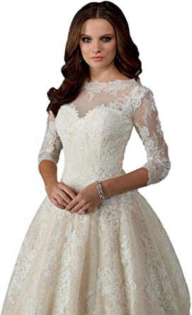 Fpdress Sexy Ball Gown China Wedding Dresses Lace Romantic 24w