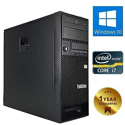Ordenador de sobremesa Fijo Tower con Windows 10 Pro Instalado ...