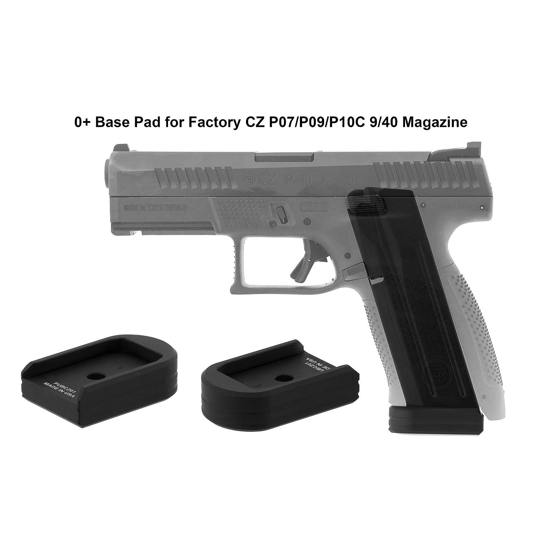 UTG Pro Plus 0 Base Pad, CZ P07/P10C
