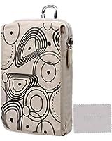 xhorizon® Universal Nylon Licht Dauerhaft Gürteltasche Praktische Sports Taschen-Beutel mit Klammer D Loop & Ansatzabzuglinie für Handy, Smartphone, Schlüssel, Kreditkarten und anderes Zubehör