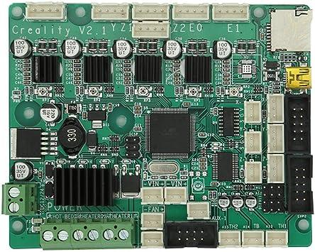 TianranRT Reality 3D CR-10S - Placa base para impresora 3D ...