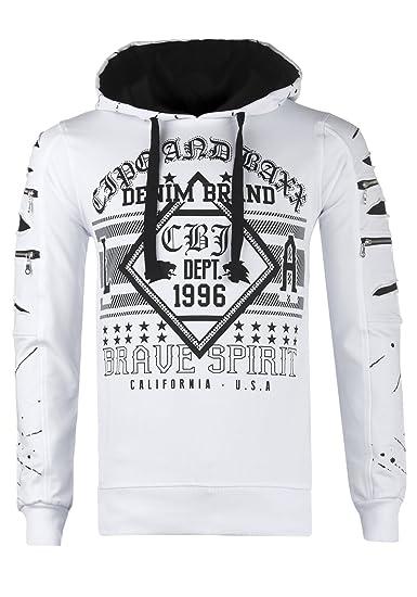 Cipo & Baxx Herren Sweatshirt CL237