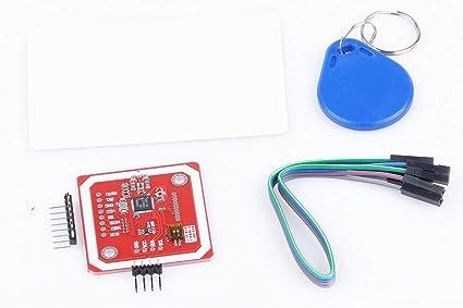 Amazon com: KNACRO PN532 NFC/RFID Module Near Field Communication
