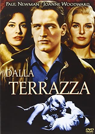 Dalla terrazza: Amazon.it: Paul Newman, Joanne Woodward, Myrna Loy ...