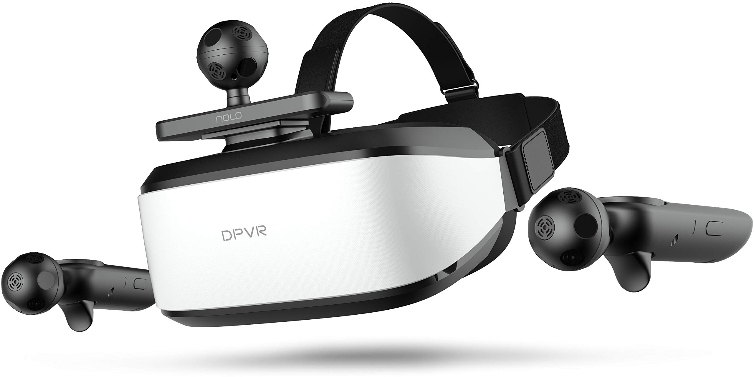 DPVR E3-C Gaming Virtual Reality System, with NOLO Console and Controllers