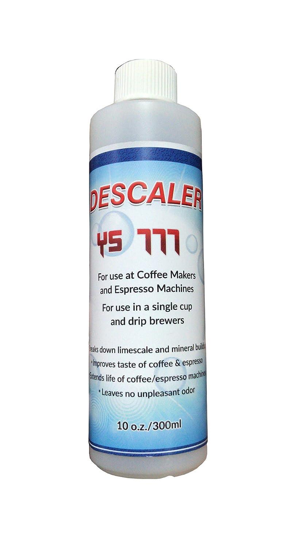 Descaling Solution - Kit de limpieza de descalcificador para ...