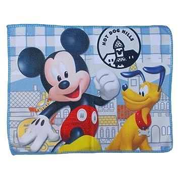 Disney Mantel Individual TOPOLINO Mickey Mouse Breakfast EN Tela CM. 40X30 - 51429/2