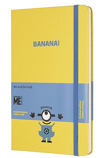 Moleskine Cuaderno, Minions, Hard Cover, color Sonnenblumen ...