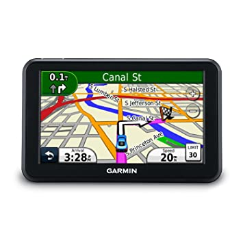 Garmin Nüvi 50 Europa Occidental - Navegador GPS para coches (pantalla 5