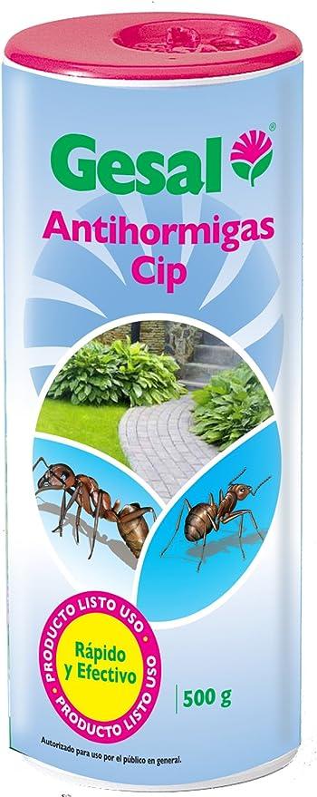 Gesal - Insecticida hormigas gesal 500 g: Amazon.es: Jardín
