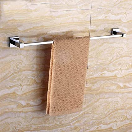 NAERFB Toalleros radiador para Toallas de Baño/Toallas/Material de Latón toallero único Diseño