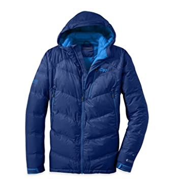 Outdoor Research Mens Floodlight Jacket, Baltic, Large ...