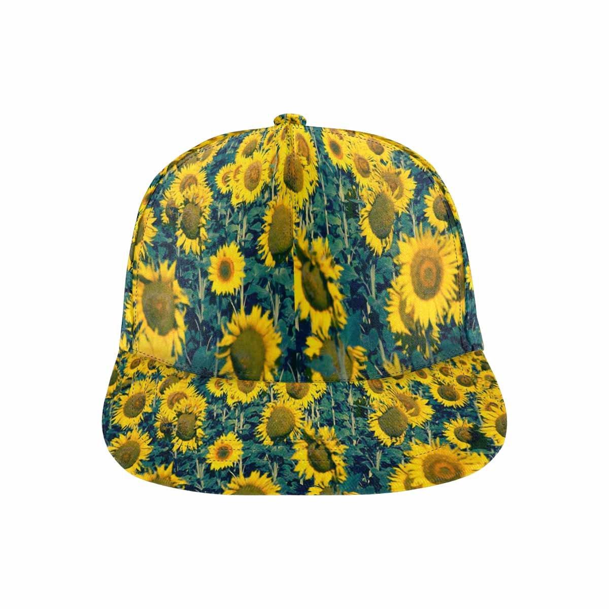 InterestPrint Funny Designed Adjustable Baseball Caps Dancing Hip Hop Cap