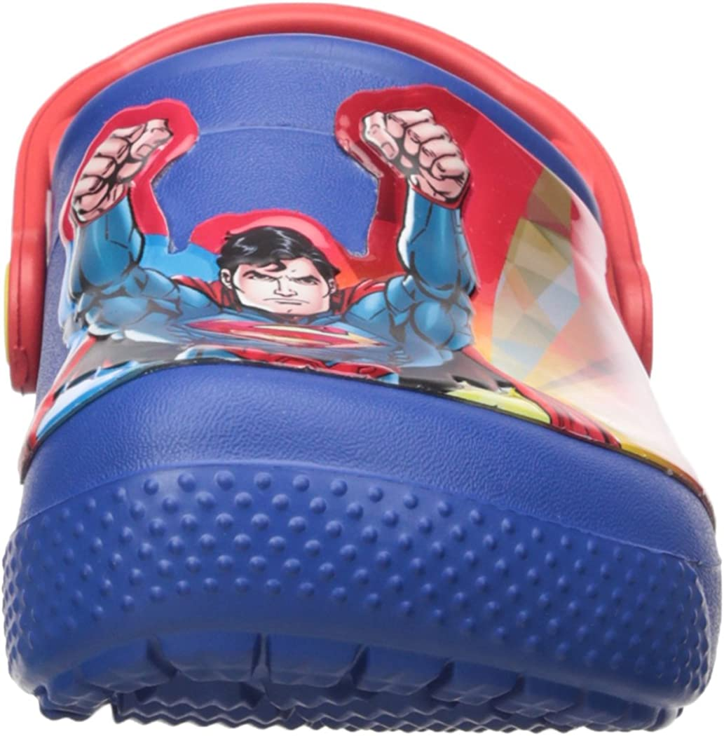 Crocs Kids Fun Lab Superman Clog