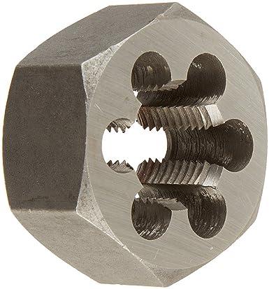 M22 x 1.0 Carbon Steel Hex Die Hexagon Die Hexagonal Die RIGHT HAND NEW