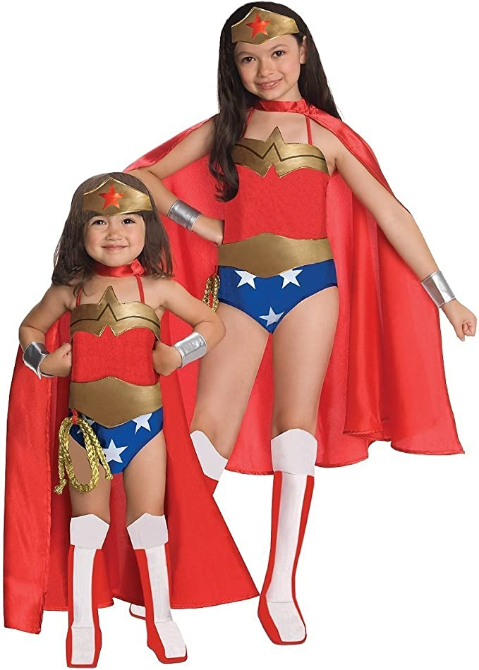 Rubies Costume Co DC Super Heroes Collection Deluxe disfraz de ...