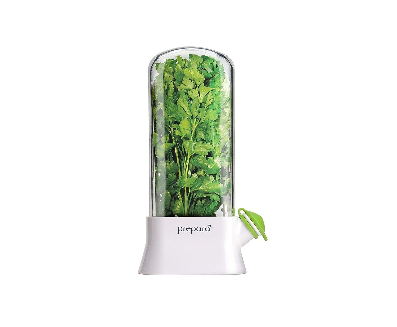 Prepara PP07-HSEWH Eco Herb Savor Pod, 6.2 x 2.9 x 10.7 inches Green