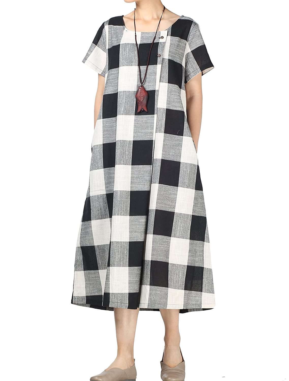 de5fe783ee Top 10 wholesale Classic Linen Dresses - Chinabrands.com